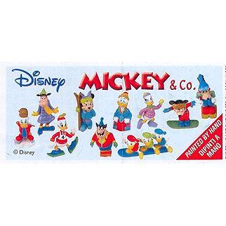 Mickey and co. - Zima BPZ