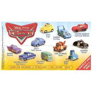 Cars BPZ