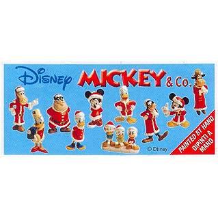 Mickey and co. - Vánoce BPZ