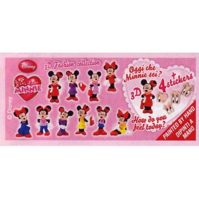 I love Minnie BPZ