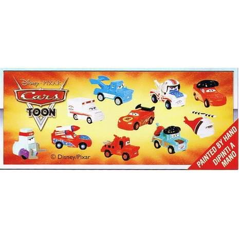 Cars Toon BPZ