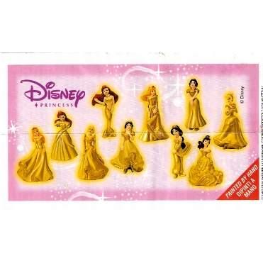 Disney Princess 3 BPZ