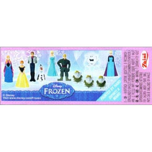 Disney Frozen BPZ