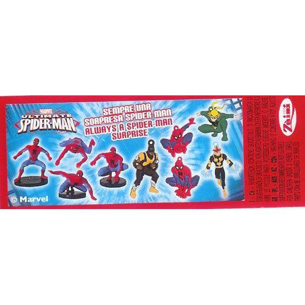 Ultimate Spider-Man BPZ