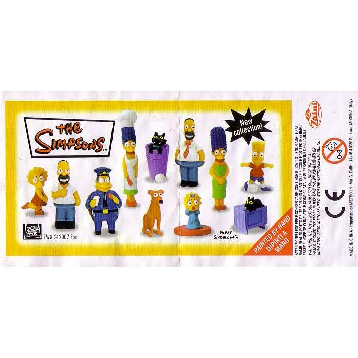 The Simpsons 2 BPZ