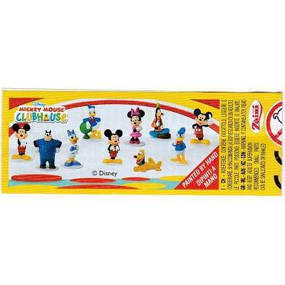 Mickey Mouse Clubhouse BPZ