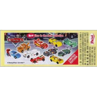 Disney Cars Fluorescent BPZ