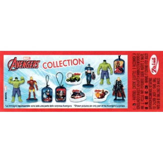 BPZ Marvel Avengers