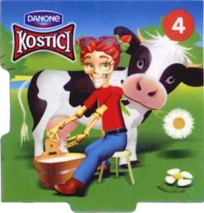 Dojení mléka