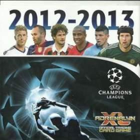 Karty Liga mistrů 2012 / 2013