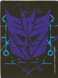 Decepticon shield