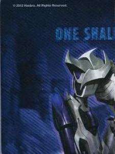 Optimus Prime a Megatron (1/6)
