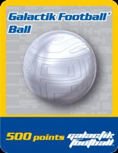 Galactik Football' Ball