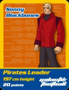 Sonny Blackbones