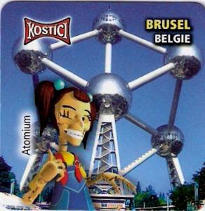 Brusel - Belgie