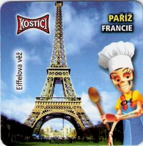 Paříž - Francie