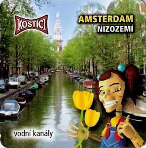 Amsterdam - Nizozemí