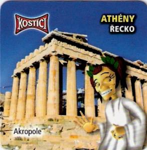 Athény - Řecko