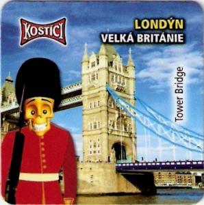 Londýn - Velká Británie
