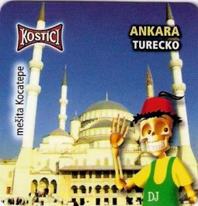 Ankara - Turecko