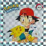 Pikachu a Ash