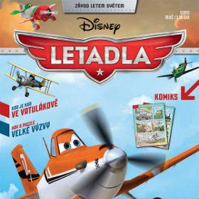 Časopis Disney Letadla