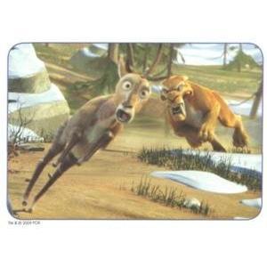 Diego loví gazelu
