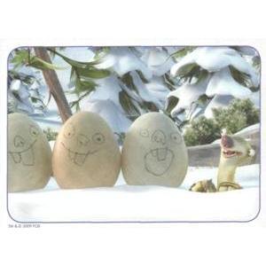 Sid a tři vejce