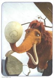 Ellie a vejce