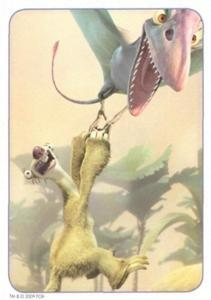 Sid a Pterodaktyl