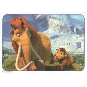 Ellie a malý mamutek