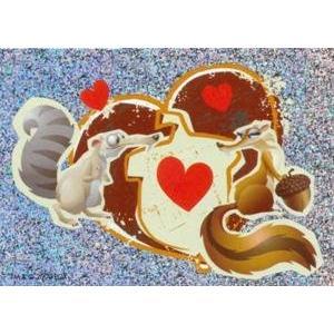 Zamilovaný veverčák a veverčice