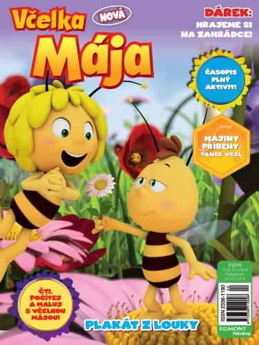 Včelka Mája: Tanec včel
