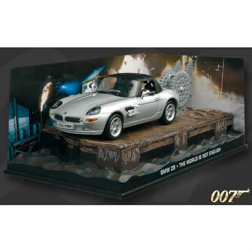 Bmw Z8 Bond: Automobily Jamese Bonda 1:43