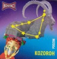 Souhvězdí Kozoroh