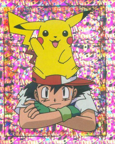Ash a Pikachu