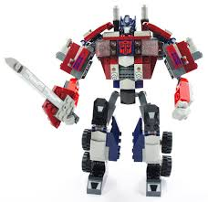 Optimus Prime (Lovec draků)