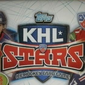 Karty Topps KHL Stars 2013 / 2014