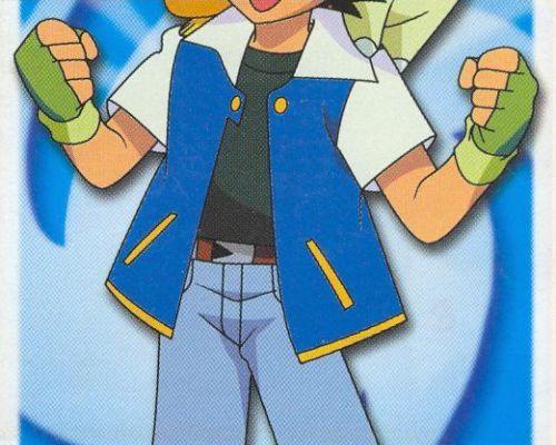 Ash, Pikachu a Chikorita (2/3)