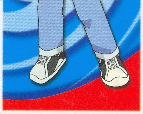 Ash, Pikachu a Chikorita (3/3)