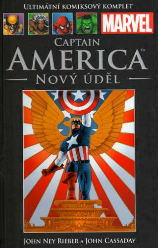 Captain America: Nový úděl