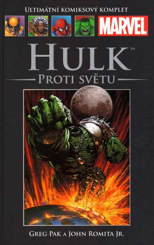 Hulk: Proti světu