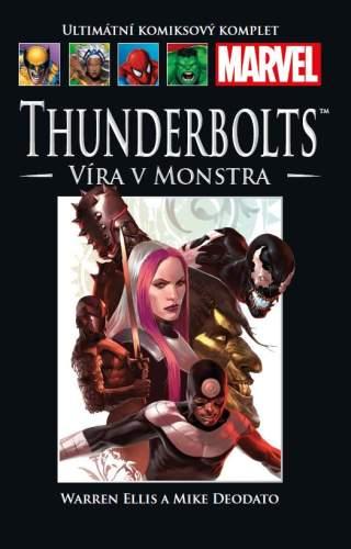 Thunderbolts: Víra v monstra