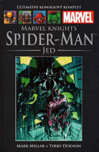 Marvel Knights - Spider-man: Jed