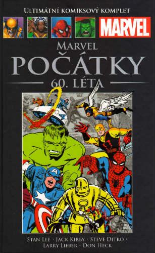 Marvel: Počátky - 60. léta