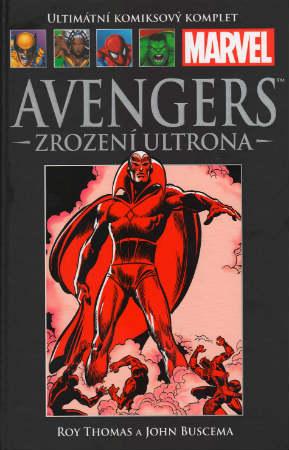 Avengers - Zrození Ultrona