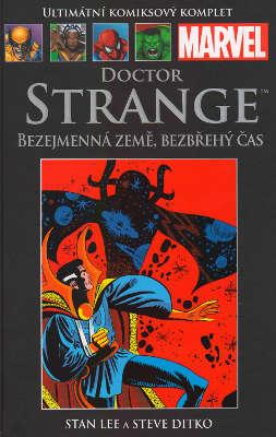 Doktor Strange: Bezejmenná země, bezbřehý čas