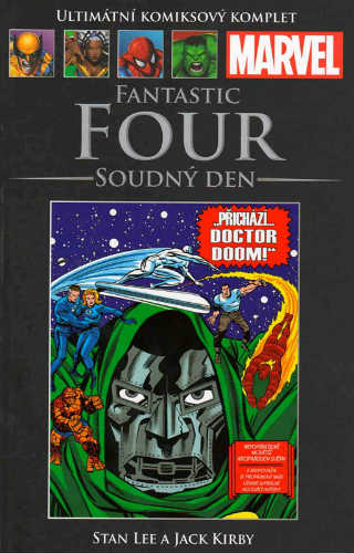 Fantastic Four: Soudný den