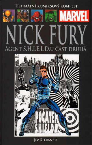 Nick Fury: Agent S.H.I.E.L.D.u, část druhá