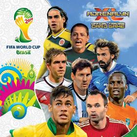 Karty Panini 2014 FIFA World Cup Brazil